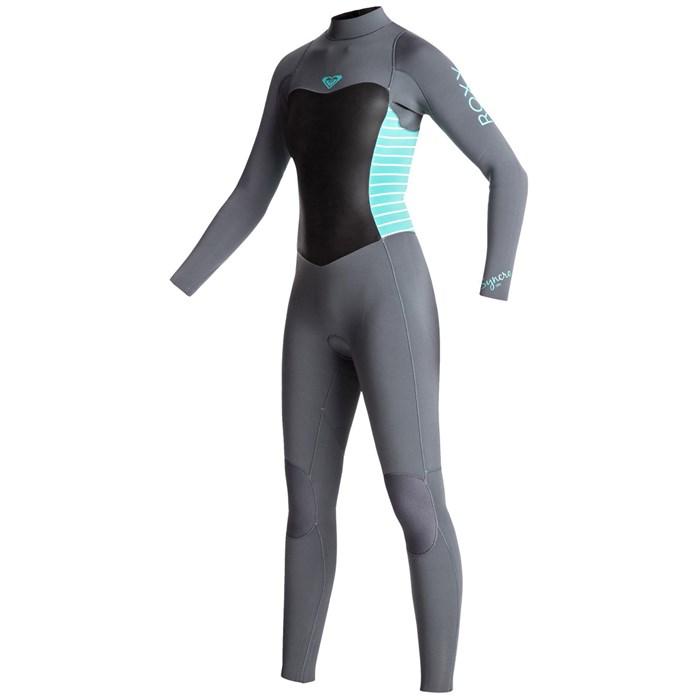 Roxy - 3/2 Syncro GBS Back Zip Wetsuit - Big Girls'