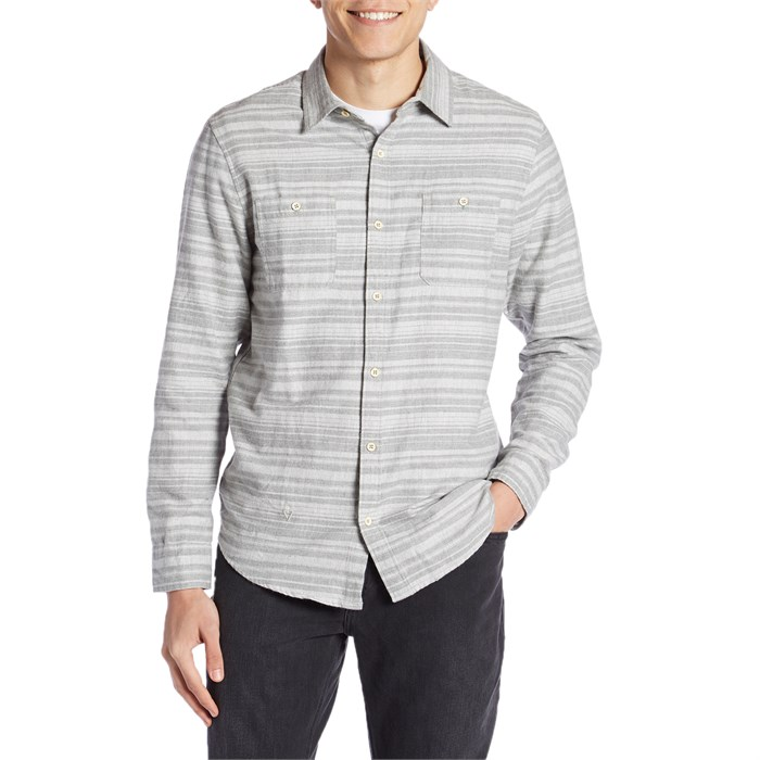 Vissla - Trails Flannel Long-Sleeve Shirt