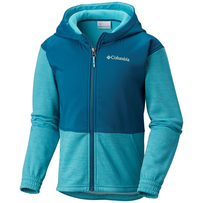 Columbia - S'More Adventure Hybrid Hoodie - Girls'