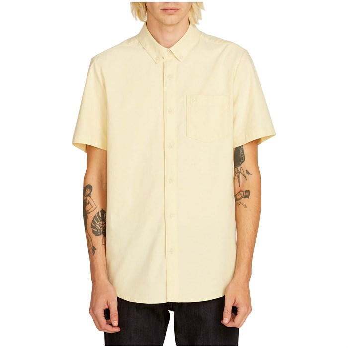 Volcom - Everett Oxford Short-Sleeve Shirt