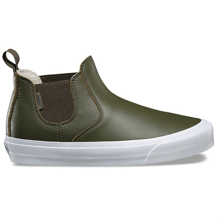 Vans - Classic Slip-On Mid DX Shoes - Women s ... 51e05b710