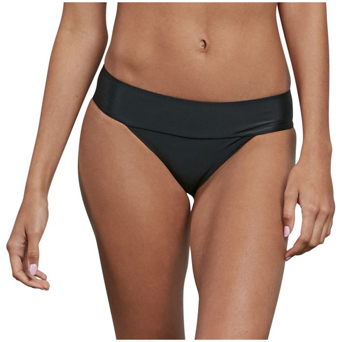 33009dc813 Volcom - Simply Solid Modest Bikini Bottoms - Women s ...