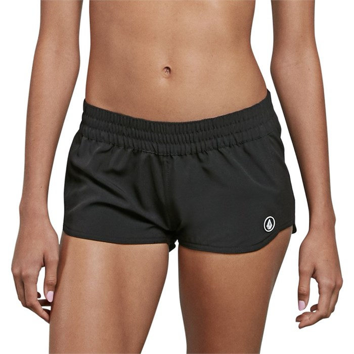 """Volcom - Simply Solid 2"""" Boardshorts - Women's"""