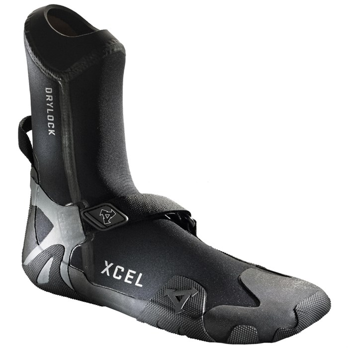 XCEL - 5mm Drylock TDC Round Toe Boots