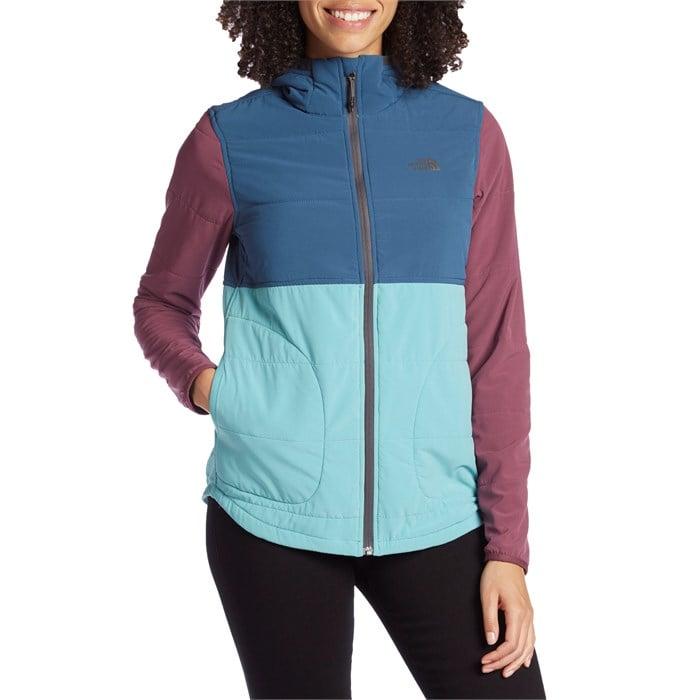 11a6a3877f43 The North Face - Mountain Full-Zip Sweatshirt - Women s ...