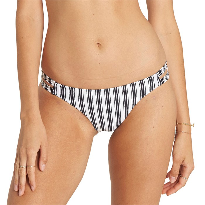 Billabong - Get In Line Lowrider Bikini Bottoms - Women's