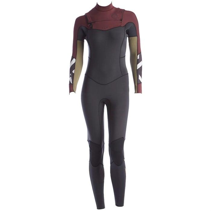 0717dc5e635ff Billabong - 4 3 Salty Dayz GBS Chest Zip Wetsuit - Women s ...