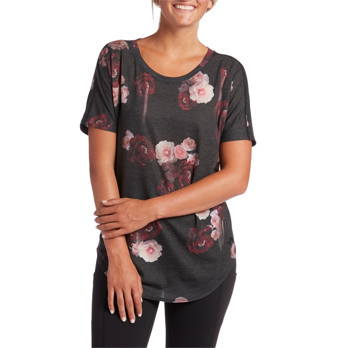 65e0ee50fb The North Face - Workout Short-Sleeve T-Shirt - Women s ...
