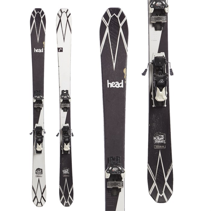 Head Venturi 95 Skis + Tyrolia Attack 13 Demo Bindings