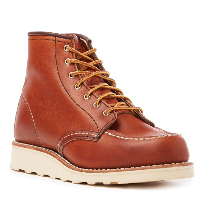 Red Wing - 6-Inch Classic Moc Boots - Women's