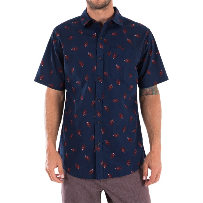 Katin - Leaves Short-Sleeve Shirt