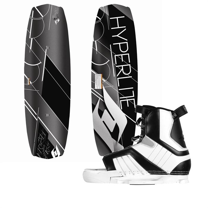 Hyperlite - Forefront Wakeboard + Remix Bindings 2012