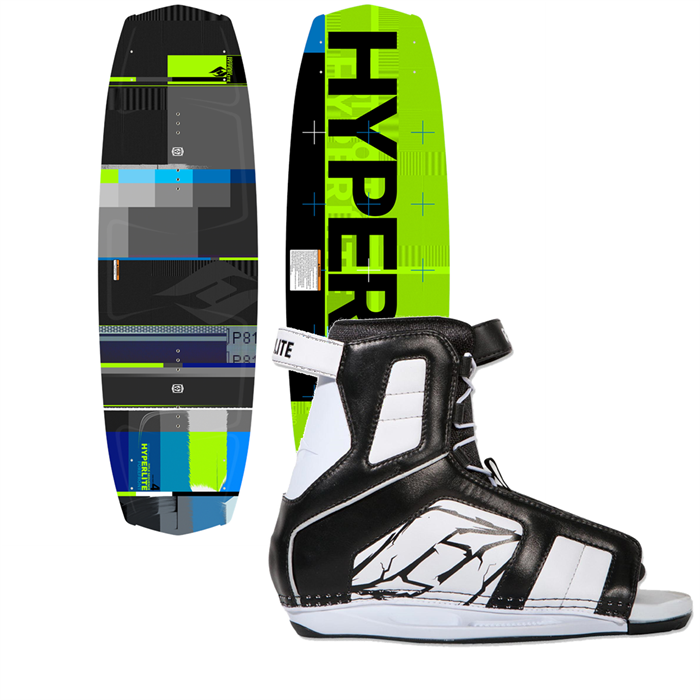 Hyperlite - Forefront Wakeboard + Remix Bindings 2013