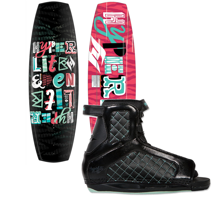 Hyperlite - Eden Wakeboard + Jinx Bindings - Women's 2013