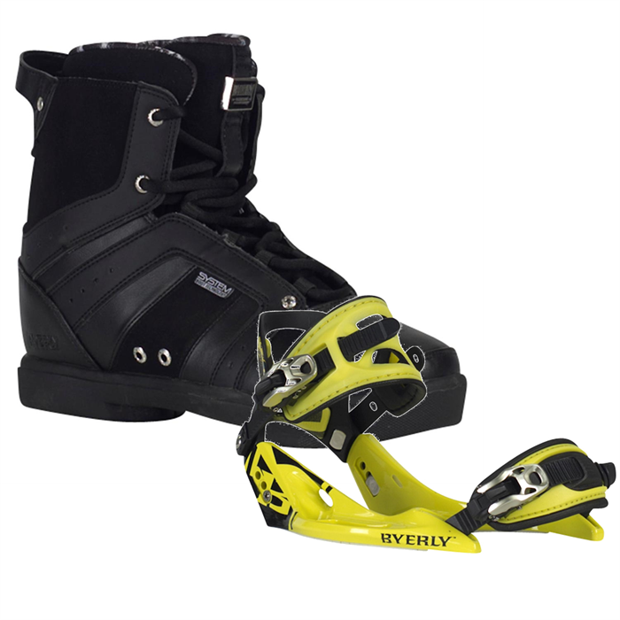 Byerly Wakeboards - Byerly System Boots + System Bindings 2013