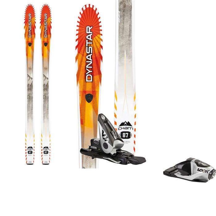 Dynastar - Cham 87 Skis + Look NX 11 Bindings 2013