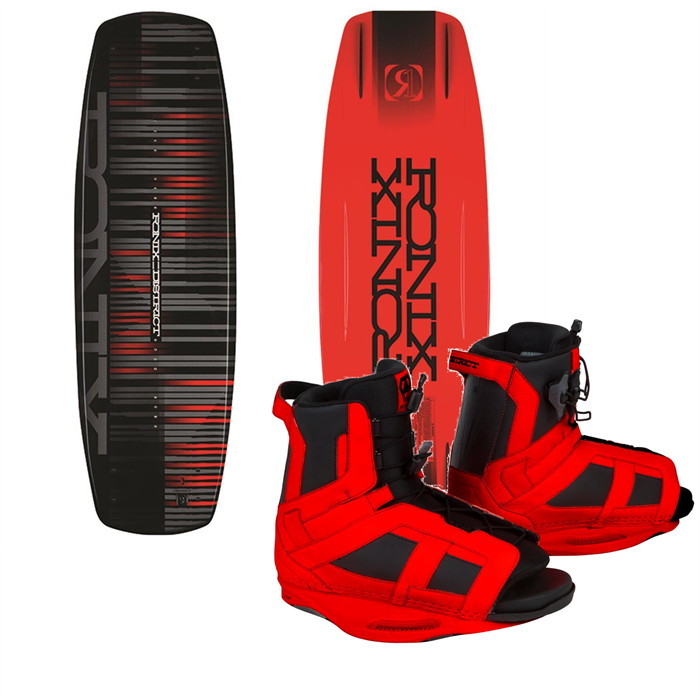 Ronix - District Wakeboard + District Bindings 2014