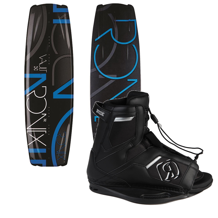 Ronix - Vault Wakeboard + Divide Bindings 2014
