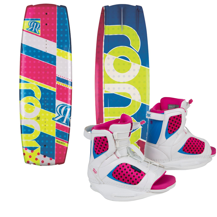 Ronix - August Wakeboard + August Bindings - Girl's 2014