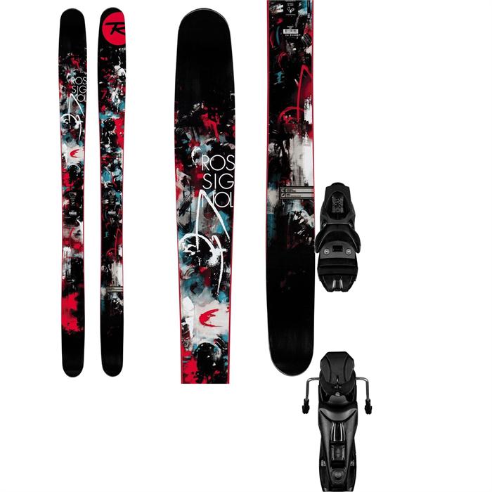 Rossignol - Super 7 Skis + Axium 120 XXL Bindings 2013