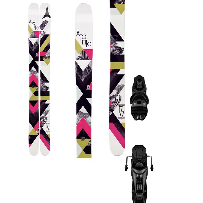 Atomic - Millennium Skis + Rossignol Axium 120 XXL Bindings - Women's 2013