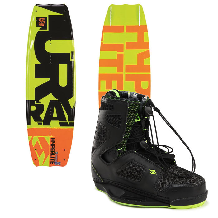 Hyperlite - Murray Wakeboard + Team CT Bindings 2014