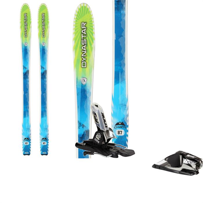Dynastar - Cham 87 Skis + Look PX 12 Bindings