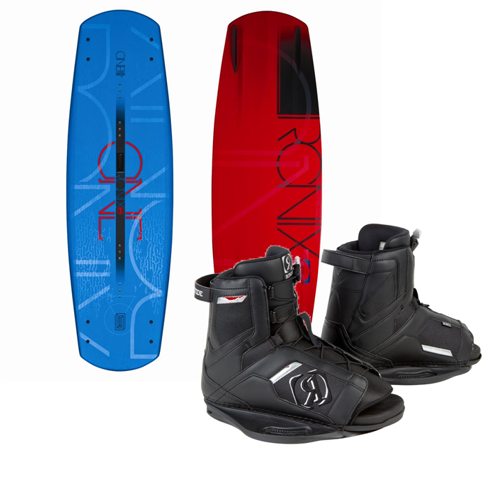 Ronix - One ATR Wakeboard + Divide Bindings 2013