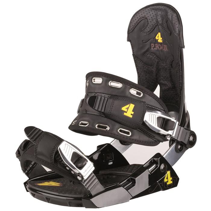 Head P4 Snowboard Binding 2008