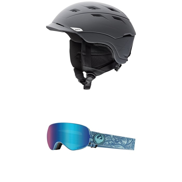 Smith - Variance MIPS Helmet + Dragon X2s Goggles
