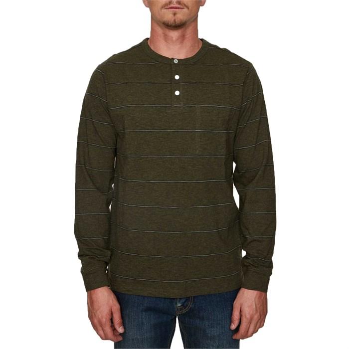 Roark - Som Long Sleeve Henley Shirt