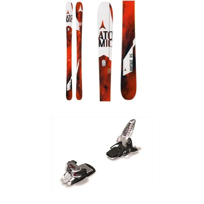 Atomic - Vantage 95 C Skis 2017 + Marker Griffon Ski Bindings 2016