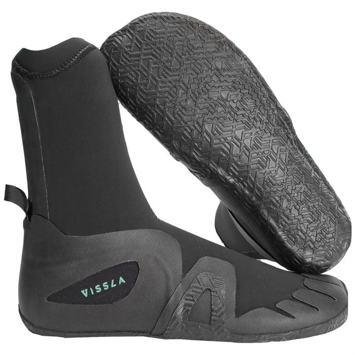 Vissla - 5mm 7 Seas Round Toe Wetsuit Boots