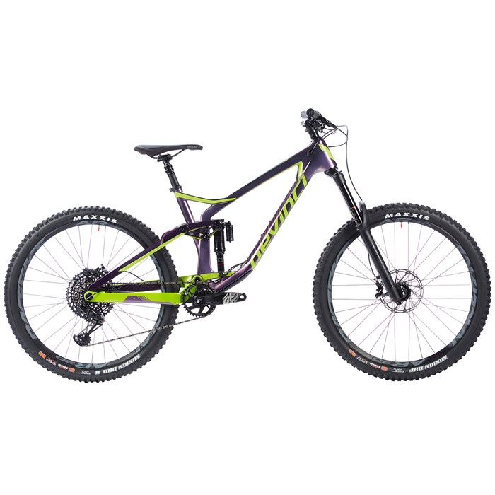 Devinci - Spartan Carbon GX Eagle Complete Mountain Bike 2018