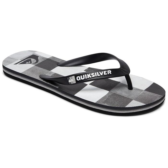 cb43b57fcc75 Quiksilver - Molokai Resin Check Sandals ...