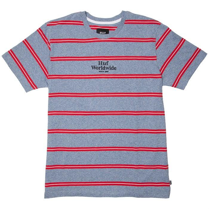 HUF - Golden Gate Stripe T-Shirt