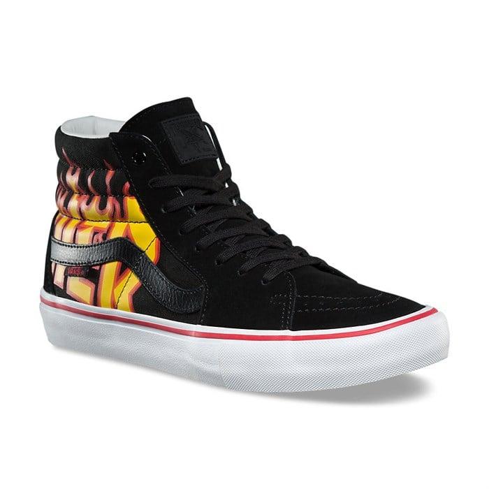 Vans x Thrasher Sk8-Hi Pro Shoes | evo