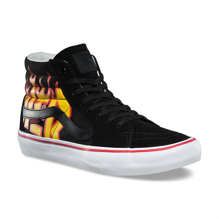 vans thrasher skate shoes