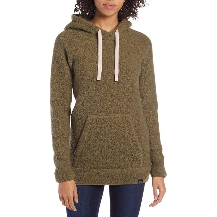 evo - Ballard Pullover Sherpa Fleece Hoodie - Women's