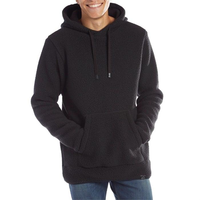 evo - Ballard Pullover Sherpa Fleece Hoodie