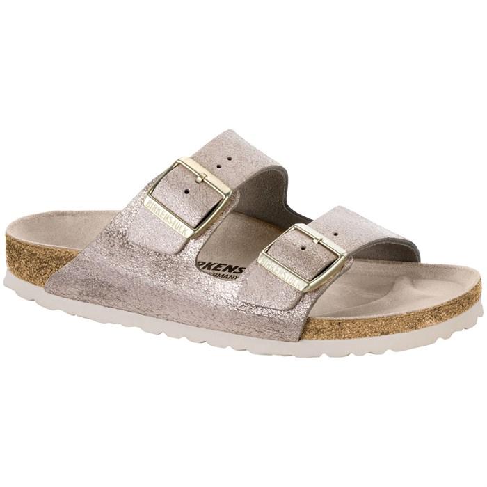 Birkenstock - Arizona Leather Sandals - Women's