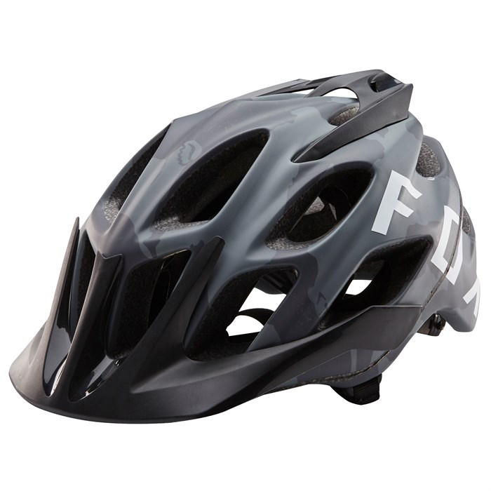 Fox - Flux Camo Bike Helmet