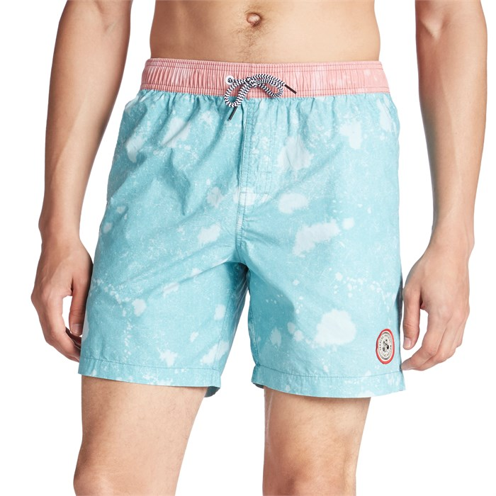 "Imperial Motion - Seeker 17"" Swim Trunks"