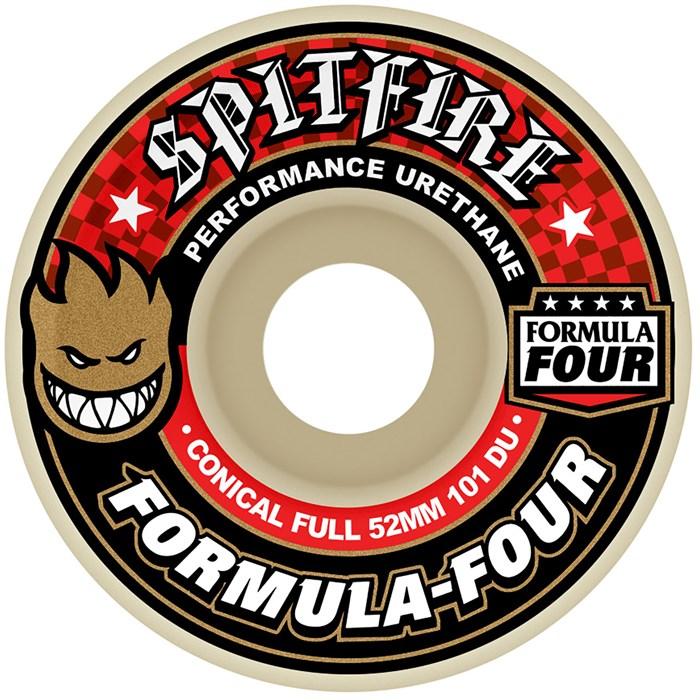 Spitfire - Formula Four 101D Conical Full Skateboard Wheels
