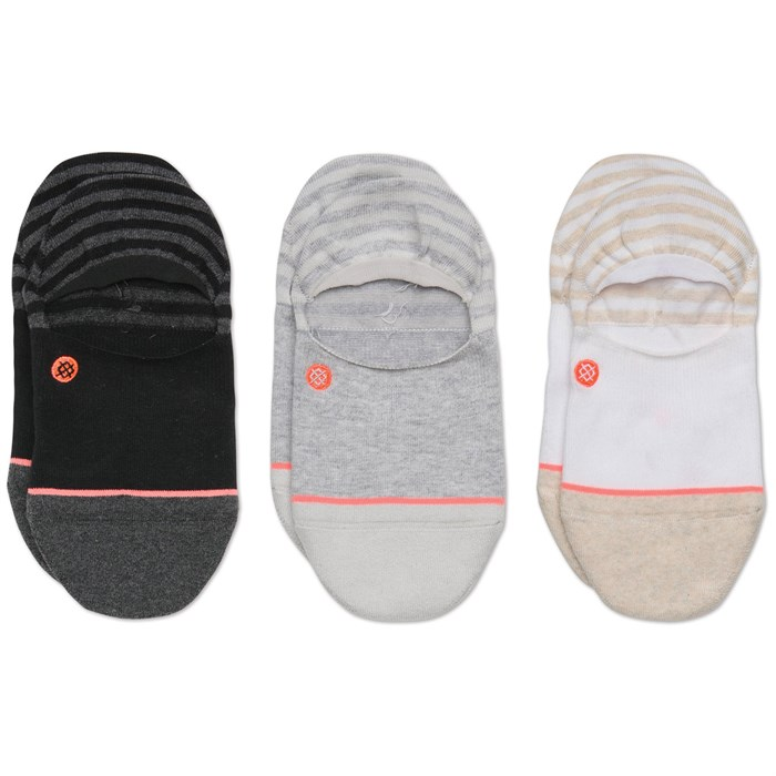 Stance - Invisible Socks 3-Pack - Women's