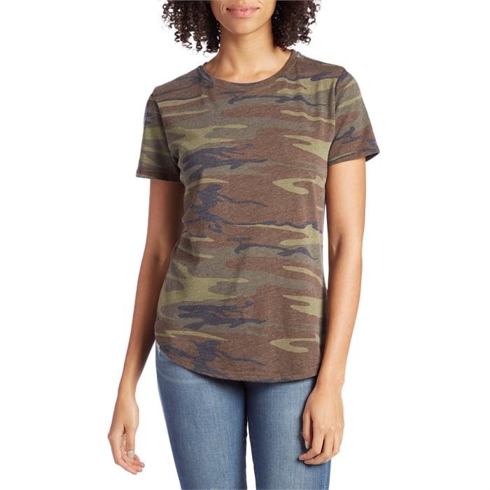Z Supply - The Ultimate Camo Crew T-Shirt - Women's