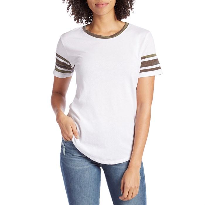 Z Supply - The Camo League Crew T-Shirt - Women's