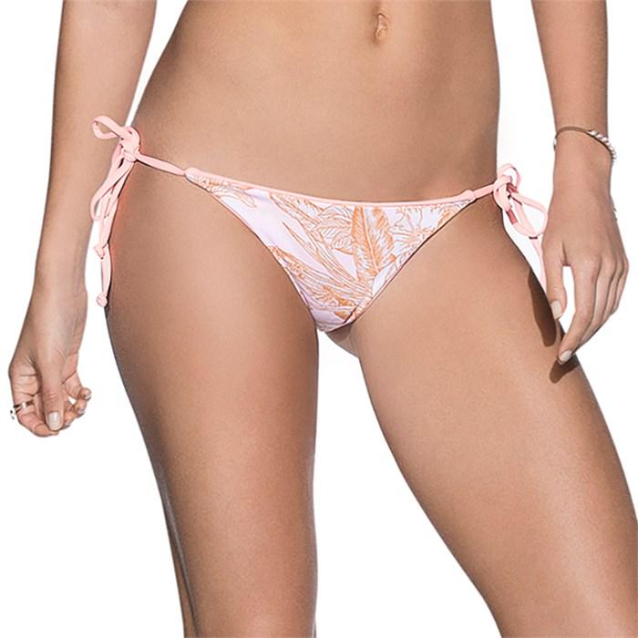 Maaji - Gooseberry Sunny Cheeky Cut Reversible Bikini Bottoms - Women's