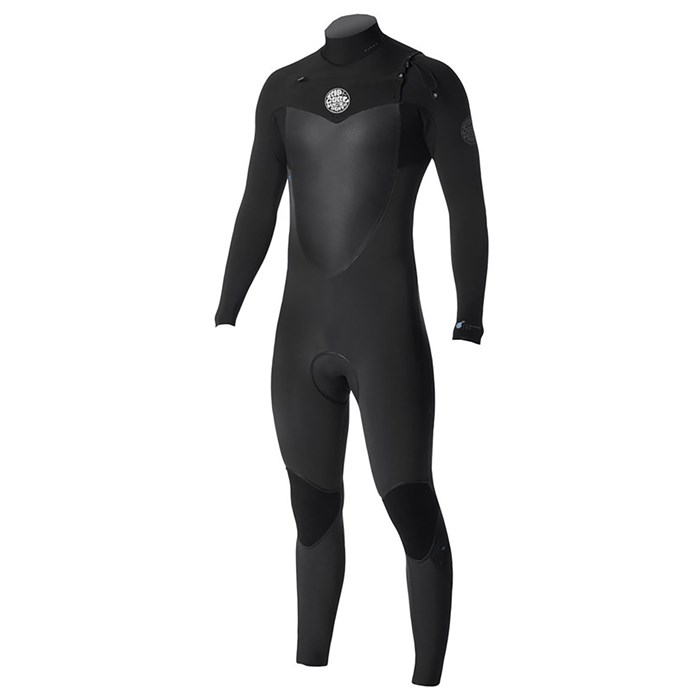 Rip Curl - 4/3 Flashbomb Chest Zip Wetsuit