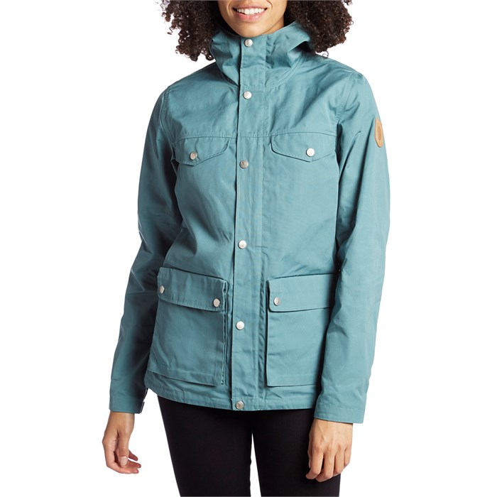 Fj 228 Llr 228 Ven Greenland Jacket Women S Evo